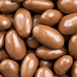 Amandes bio chocolat au lait